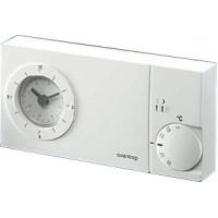 Электрический комнатный термостат-часы Oventrop 230В с суточной настройкой