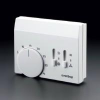Комнатный термостат с возможностью управлением вентилятором 230 В