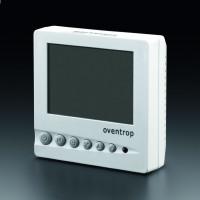 Комнатный термостат цифровой 230В с управлением вентилятором