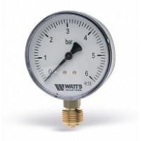 Манометр радиальный F+R200 63 мм (0-25 бар) WATTS